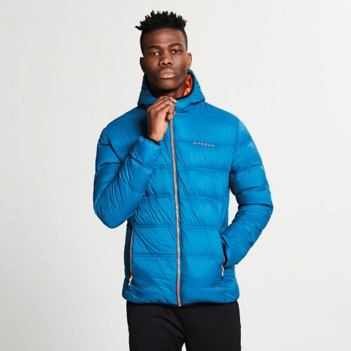 Dare2b MEN'S DOWNTIME DOWN FILL JACKET - Kingfisher